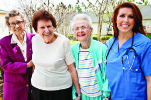 Admission Information for Park Manor of Westchase - Skilled Nursing & Rehabilitation Home in the Westchase area of West Houston, TX