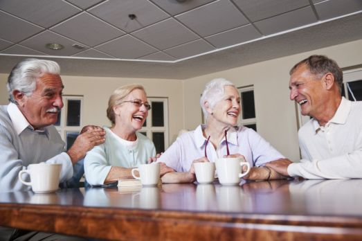Residents receiving quality healthcare at Park Manor nursing home in Westchase (West Houston), TX